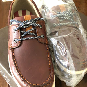 Florsheim Loafers Boat Shoes Like Sperry Size 7